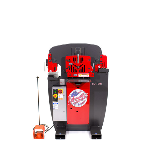 Edwards 50 TON 230V 3PH IRONWORKER