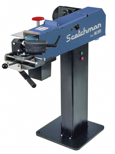"Scotchman AL 100U-01 4"" Pipe & Tube Notcher"