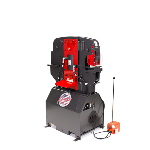 Edwards 40 TON-C 115V IRONWORKER