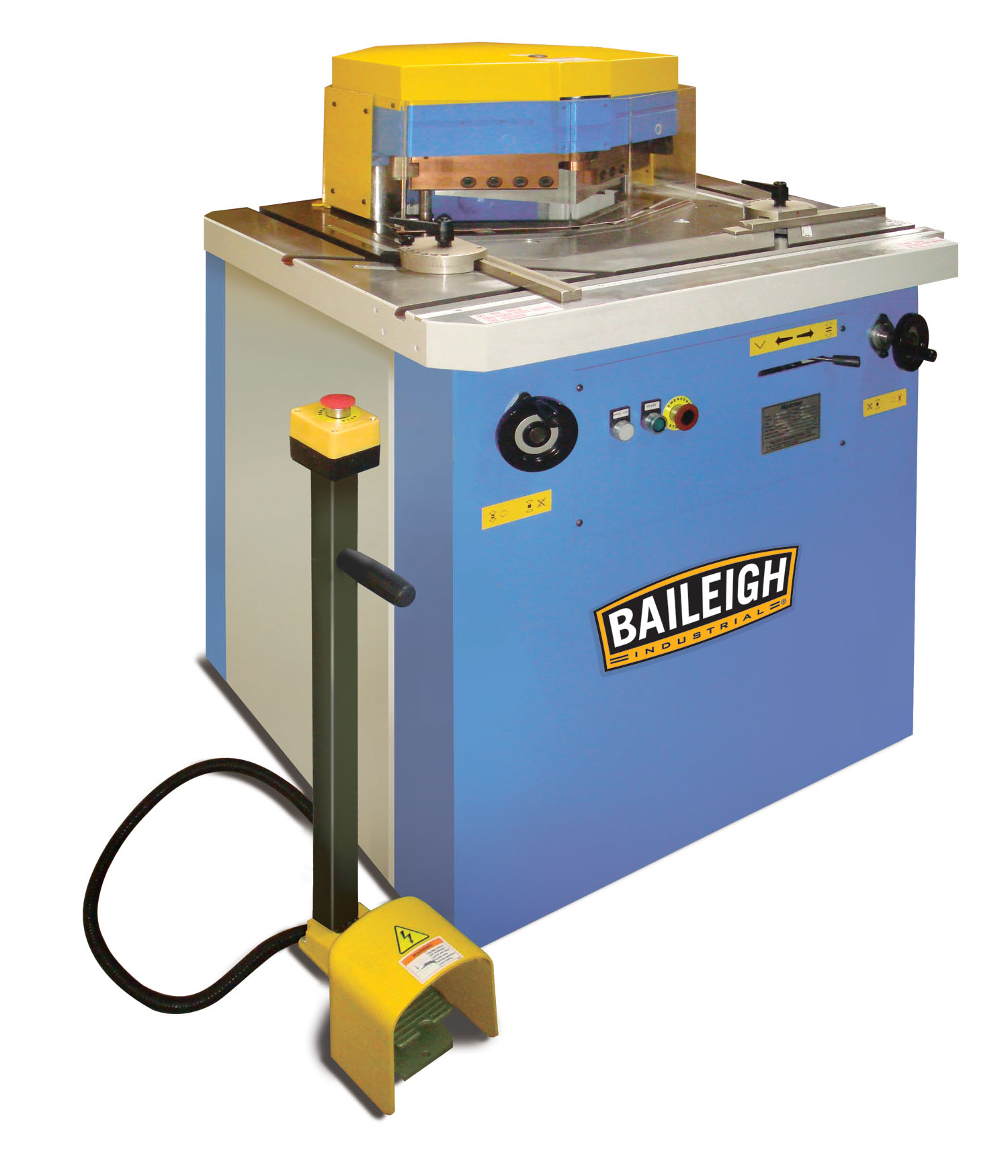 Baileigh SN-V04-MS Sheet Metal Notcher