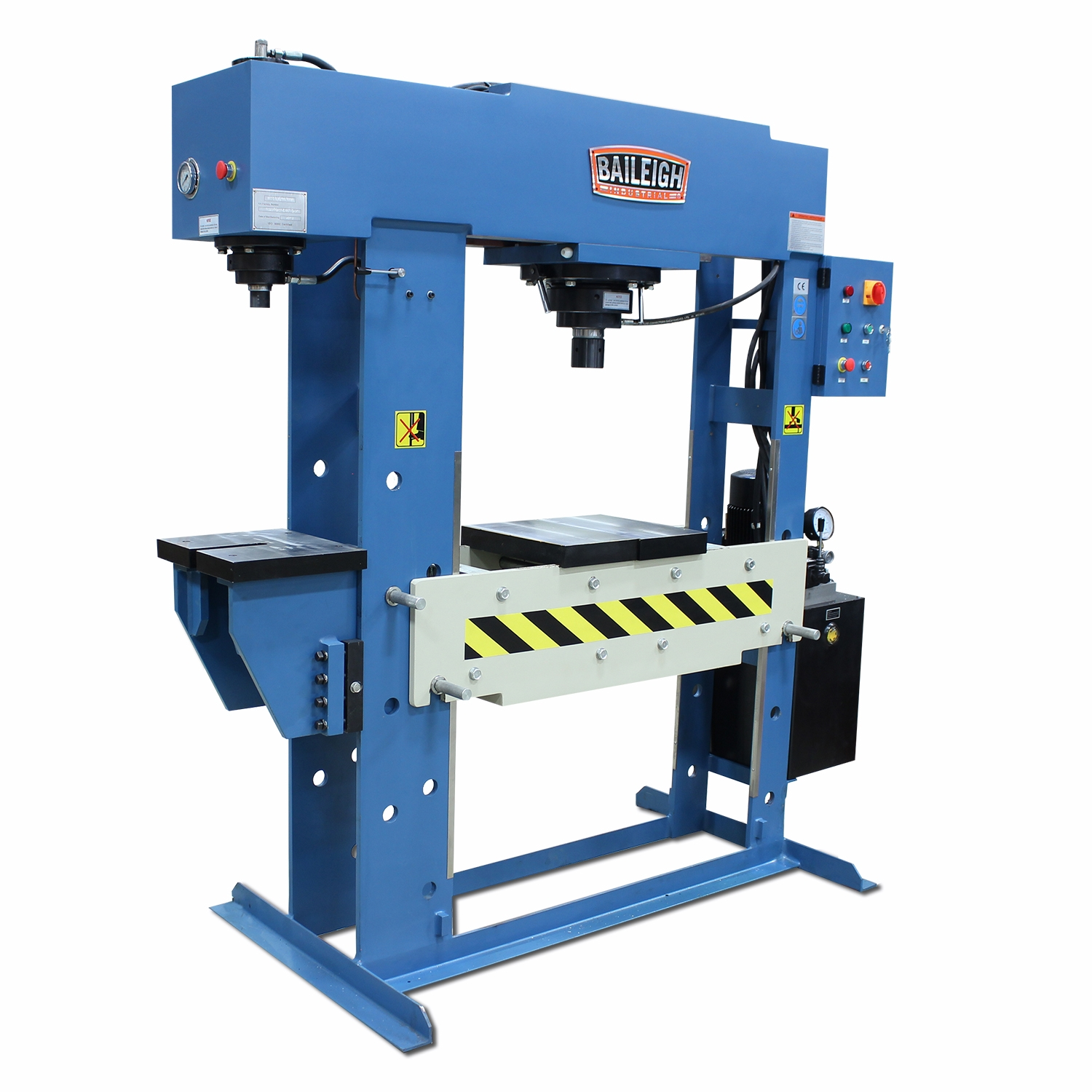 Baileigh HSP-60M-C TWO STATION HYDRAULIC PRESS